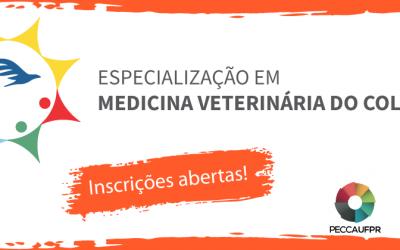 Especialização em Medicina Veterinária do Coletivo